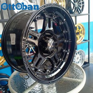Amw Meister R18x9 H6 139.7